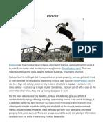 Form 1 - Urban Sports