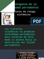 ENFERMEDADES SISTEMICAS PERIO