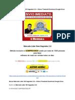 Baixar Mercado Líder 100 Segredos 2.0 - Gilmar Theobald