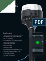 082217294199 JUAL GPS Geodetik Emild Reach RS2 RTK