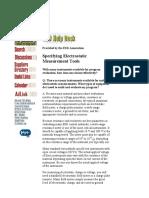 CE Specifying Electrostatic Measurement Tools ESDA