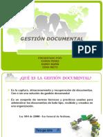 5.E GESTIÓN DOCUMENTAL Grupo 5