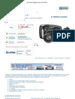 Fotocamera Digitale Canon PowerShot SX120 is Su Mr