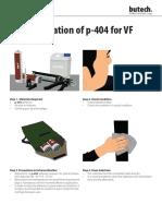Installation Guide P-404