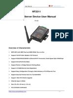 HF2211 User Manual