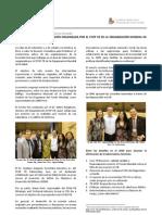 CARE Perú participa en reunión organizada por el STOP TB de la Organización Mundial de la Salud en Ginebra