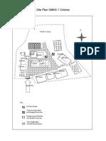 Site plan - contoh
