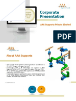 AAA SUPPORTS_Corporate_PPT (1).pptx