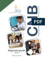 2o grado CNB Nivel de Educación Primaria