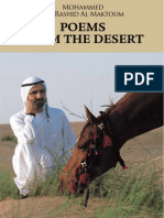 Poems from the Desert - Mohammed bin Rashid Al Maktoum
