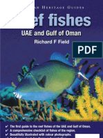 Reef Fishes - UAE and Gulf of Oman