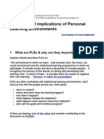 Practical Implications of PLES
