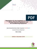 Kahramaa Regulation 2010.pdf