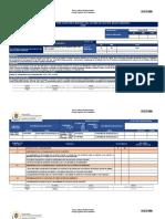 ISO 9001-2015 - Lista de chequeo auditoria No. 6 (Rama Judicial).doc
