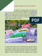 Papeles de Liar Ecuador   420.ec