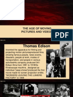 AGE OF MOVING PICTURES AND VIDEOS