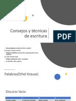 CONSEJOS Y TÉCNICAS DE ESCRITURA.pdf