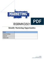 BSBMKG501 A1 Project TEMPLATE.docx