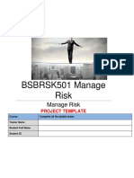 BSBRSK501  A1 - Project TEMPLATE - June18 -8.docx