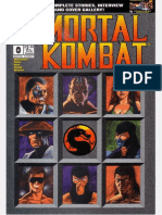 Mortal Kombat Cero (IndexComics)