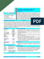 Confidence Petro Impetus Advisors Nov06