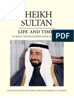 Sheikh Sultan Life and Times