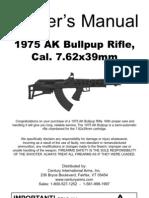 Bullpup Ak Manual