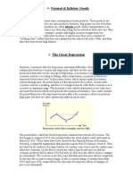 Economic's Topics