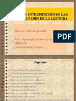 Tema 5 Intervencion Dificultades Lectura
