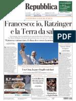 Leggi i titoli della rassegna stampa prime pagine del 16 gennaio 2020