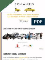 Cab Branding Proposal
