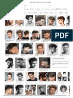 cortes hombre cabello chino - Buscar con Google