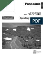Panasonic Car Stereo System CQ-CP134U.pdf