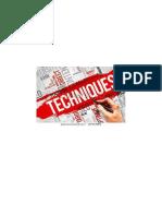 Les techniques de rédaction