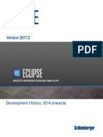 EclipseDevelopmentHistory