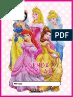 Agenda Princesas 2019-2020