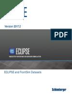 EclipseAndFrontSimDatasets