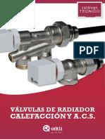 catalogo calefaccion y acs - valvula de radiador.pdf