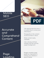 An Ultimate Guide to Mobile SEO - Max Effect Marketing
