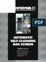 Bar Screen Brochure