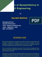 DynaGeo - Geosynthetics presentation