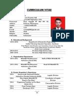 CV Aryan Prasetyo Adji