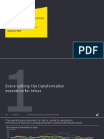 EY - Global telecommunications study 2019