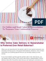 Online Cake Delivery in Nawanhahar (Use Code SEO10 and get 10% off)