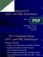 ASN.1 Consortium ITU-T Talk.ppt