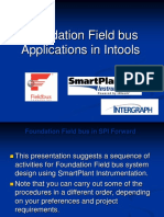 FF applications in Intools