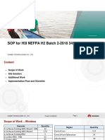 SOP for H3I NEFPA H2 Batch 2_2018_345 Sites_v1.0_20180925