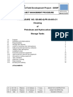 Procedure - Cleaning of Petroleum and Hydrocarbon Storage Ta.xls