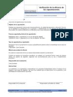 LEA-RPG-7.01 05 rev 2 Verificacion de la eficacia de las  capacitaciones Digestores.doc