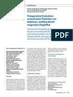 2011_Empfehlungen_Praeoperative_Evaluation